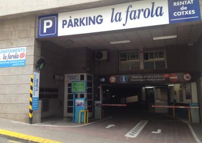 lafarola_parking situació