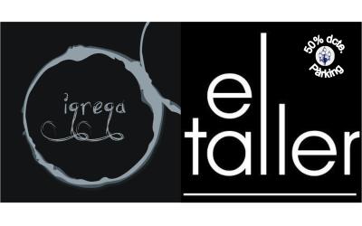 Col·Laboracions La Farola: 50% de Descompte per als clients de 'igrega Bar' i 'El Taller'