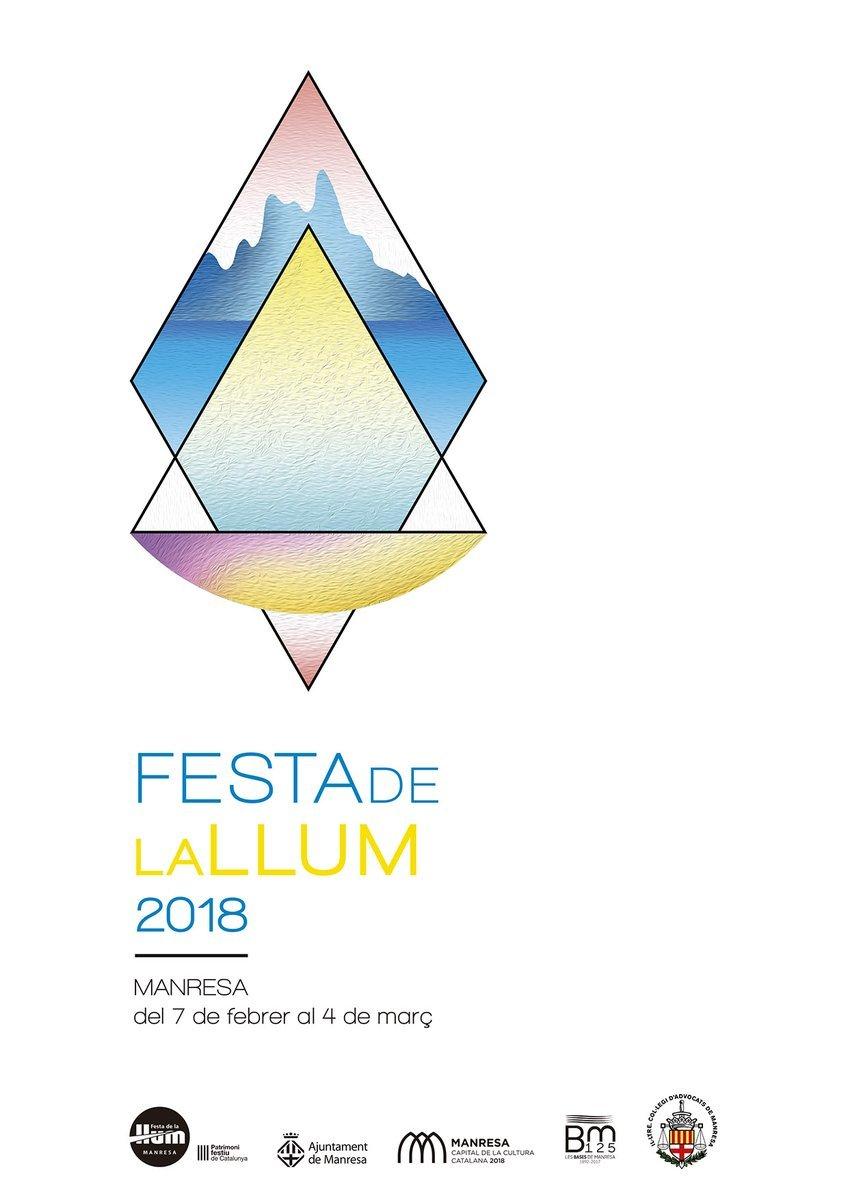 FESTES DE LA LLUM 2018 (7 de febrer al 4 de març)