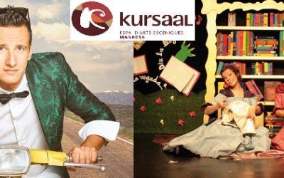 Recomanacions de La Farola pel mes d'abril al teatre Kursaal i gaudiu d'un 50% dte. en el pàrking
