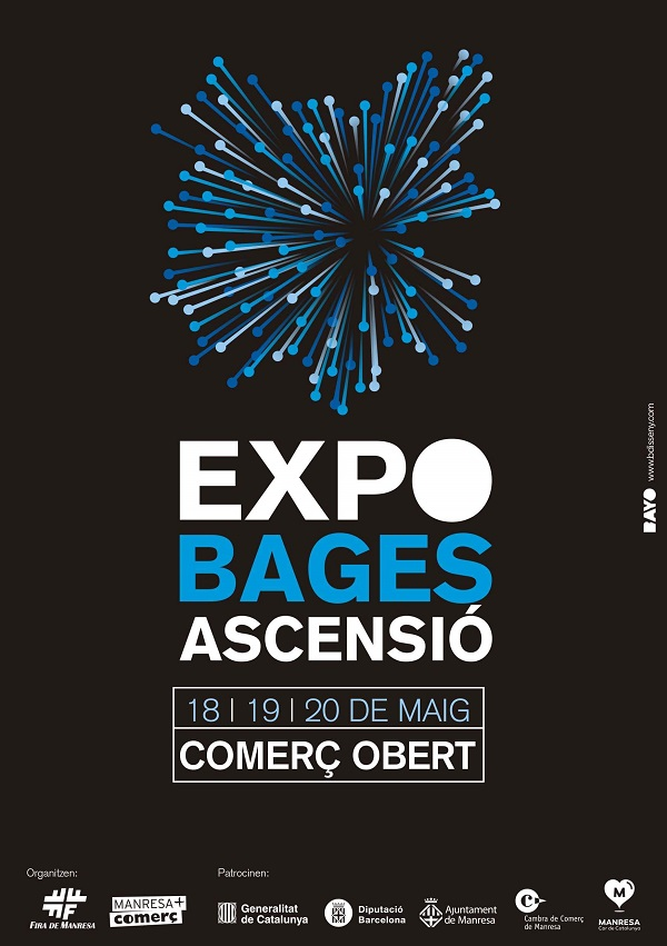 EXPOBAGES ASCENSIÓ (18, 19 and 20 May)