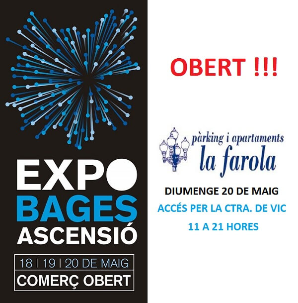 EXPOBAGES ASCENSIÓ
