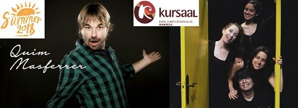 Recomenacions de La Farola per l'estiu al teatre KURSAAL i gaudiu d'un 50% dte. en el pàrking