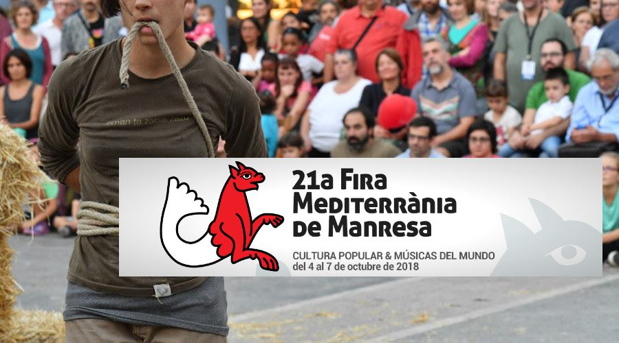 The Mediterranean Fair is approaching in Manresa